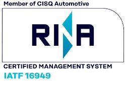 Certificazione Rina IATF 16949
