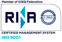 Certificazione Rina IQNet ISO 9001